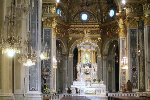 Visita al Santuario