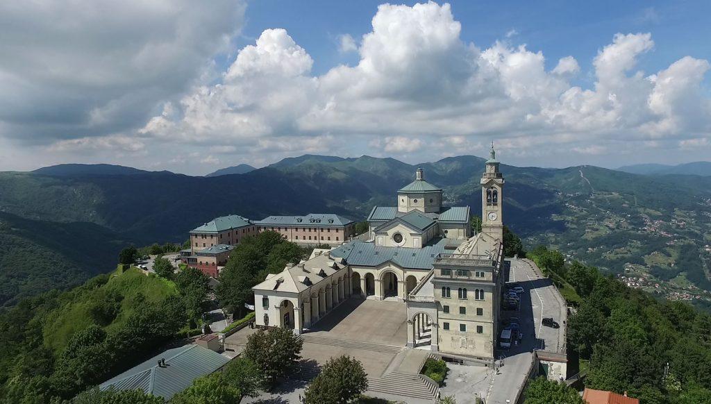 Santuario della Guardia Genova estate 2018 proposte di soggiorno