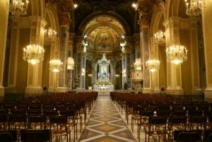 Basilica del Santuario della Madonna della Guardia di Genova